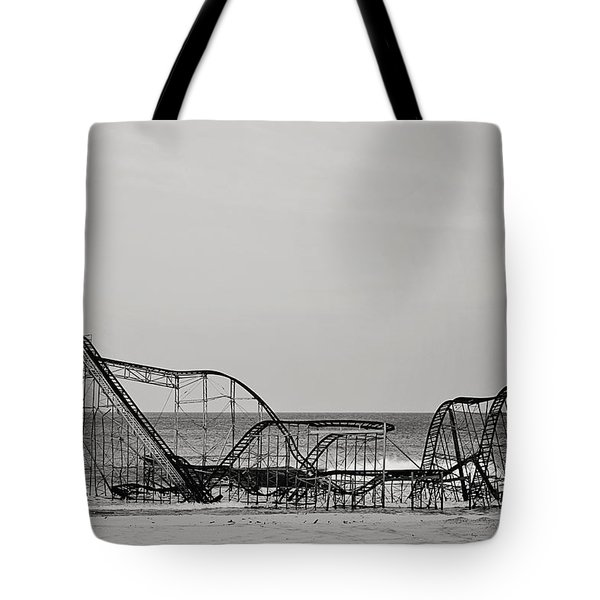 Jet Star  Tote Bag