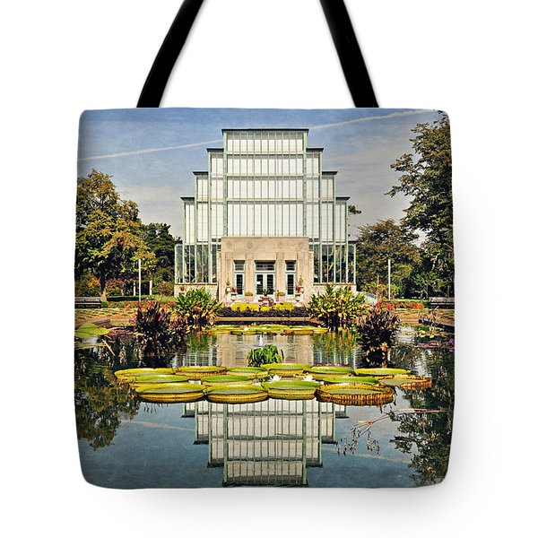 Tote Bag featuring the photograph Jewel Box 1 by Marty Koch