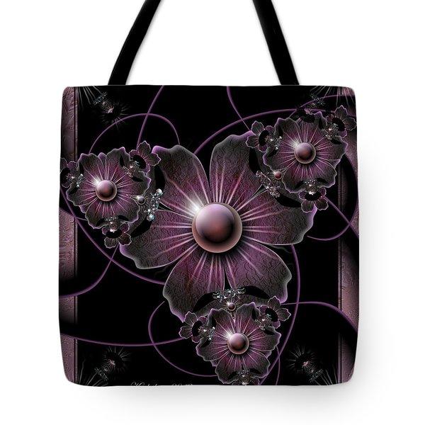 Jewel Of The Night Tote Bag