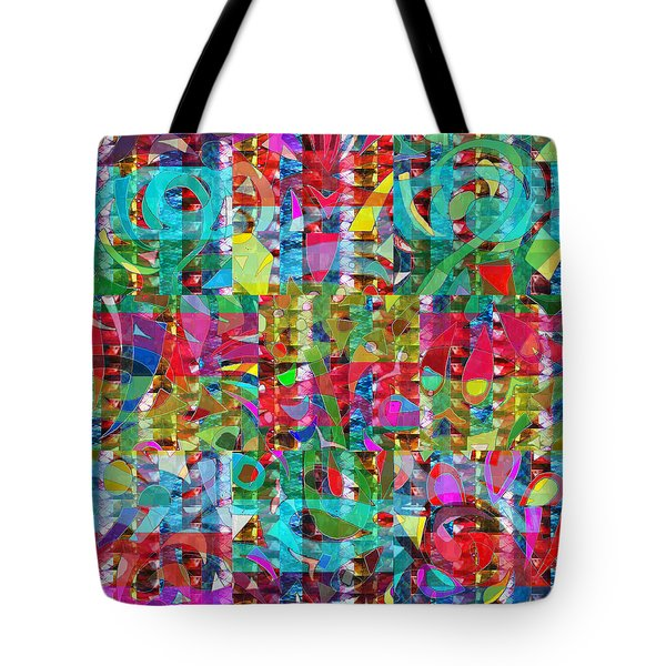 Jewel Stones Sprinkle Abstract  Navinjoshi  Rights Managed Images Graphic Design Is A Strategic Art  Tote Bag
