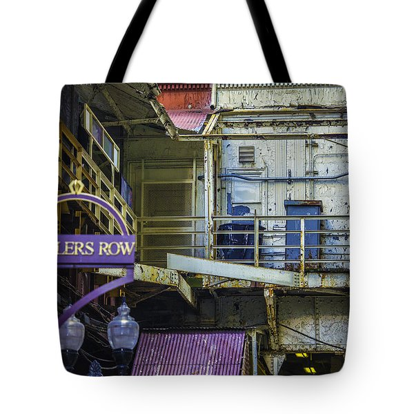 Jewelers Row Tote Bag
