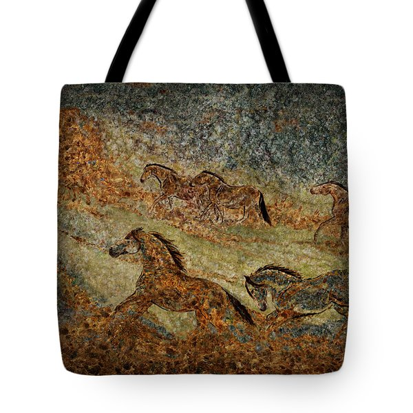 Jewels Of The Nile Tote Bag