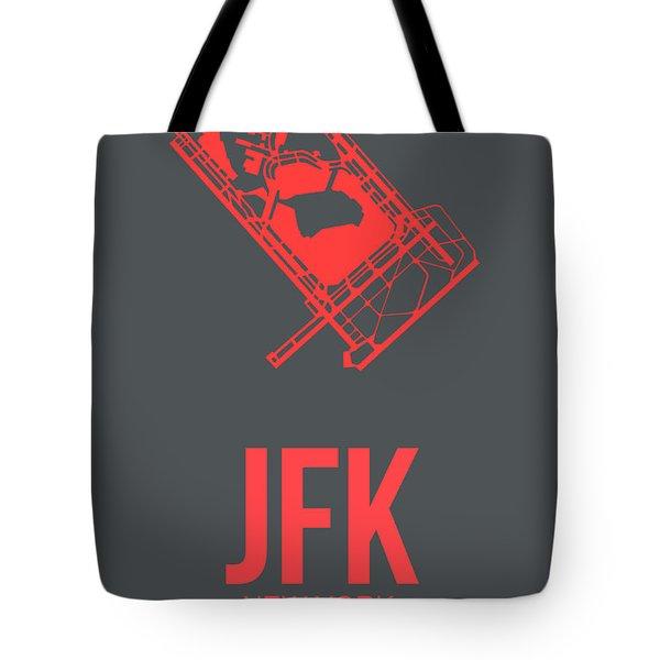Jfk Airport Poster 2 Tote Bag
