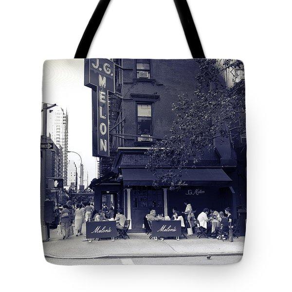 J.g. Melon - Manhattan  Tote Bag