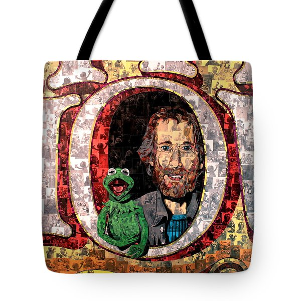 Jim Henson Tote Bag