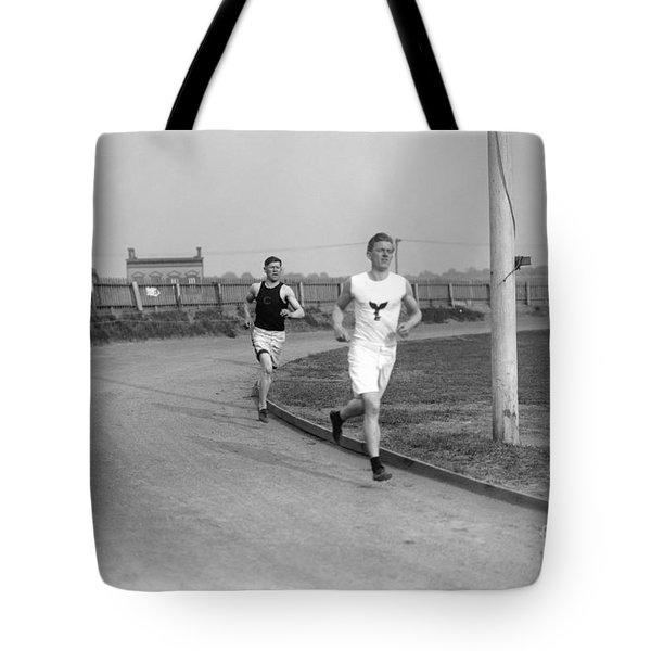 Jim Thorpe Tote Bag by Granger