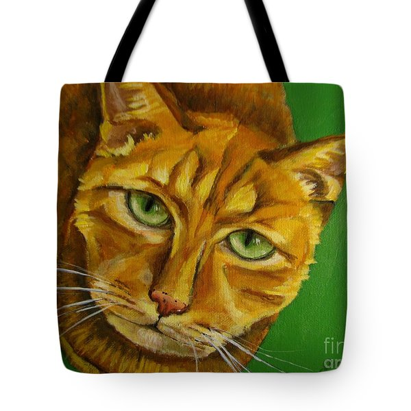 Jing Jing - Cat Tote Bag