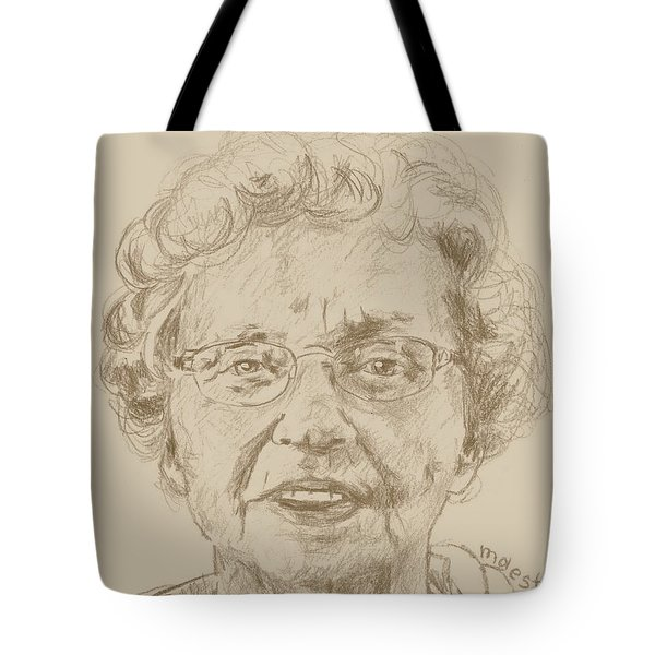 Joanne Tote Bag by  Maestro