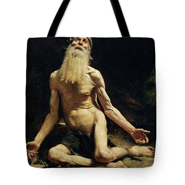 Job Tote Bag