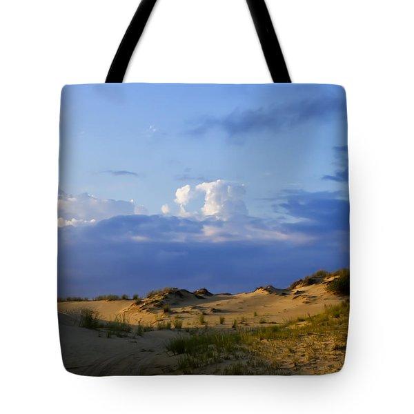 Jockey's Ridge State Park Tote Bag
