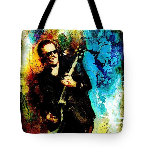 Joe Bonamassa Madness Tote Bag