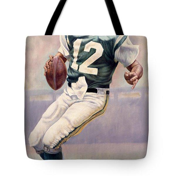 Joe Namath Tote Bag
