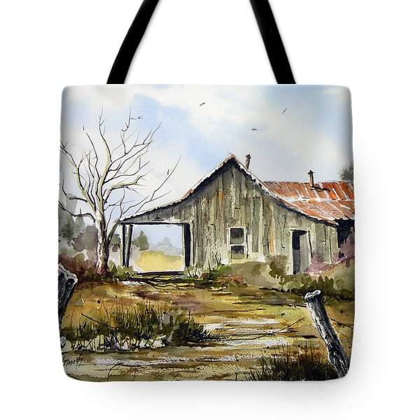 Joe's Place Tote Bag