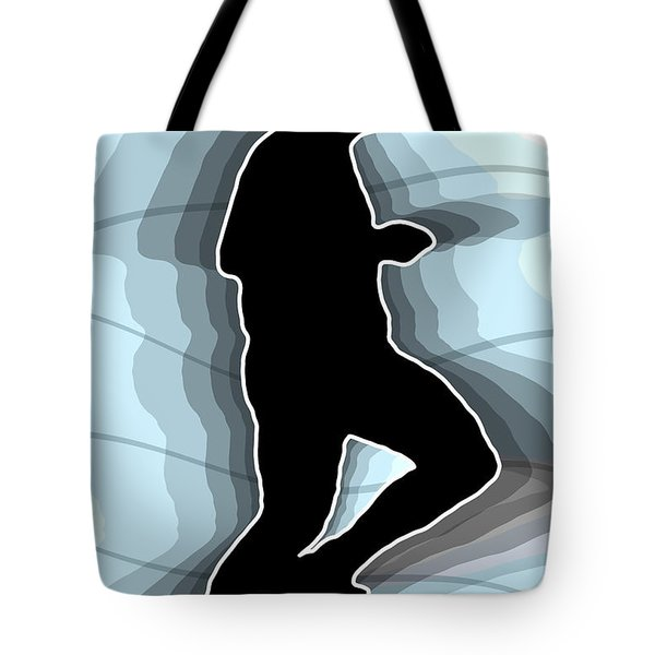 Jog Tote Bag by Stephen Younts