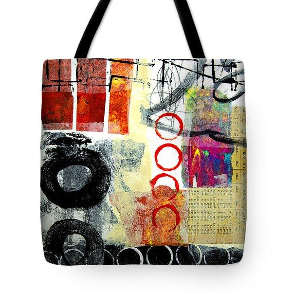 Joggles Tote Bag
