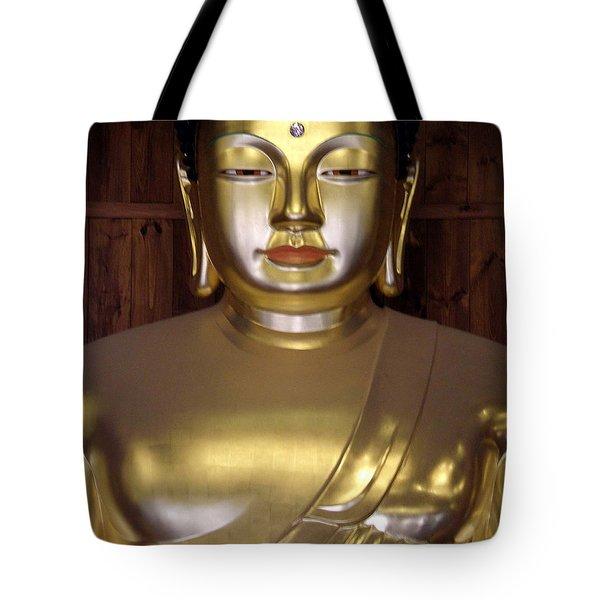 Jogyesa Buddha Tote Bag