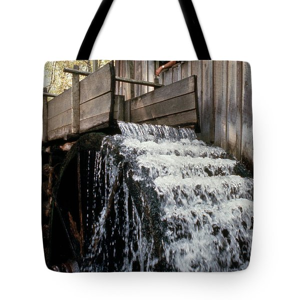 John Cable Mill, Cades Cove, Tennessee Tote Bag