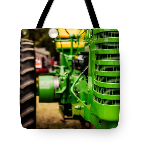 John Deere Model G Tote Bag
