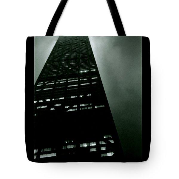 John Hancock Center Tote Bag