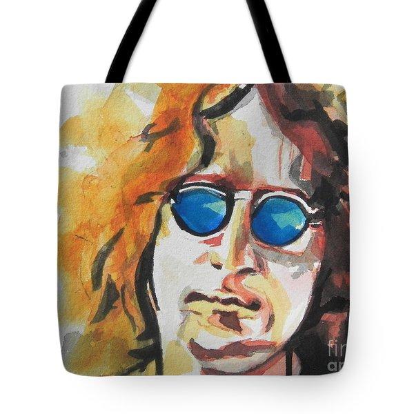 John Lennon 03 Tote Bag