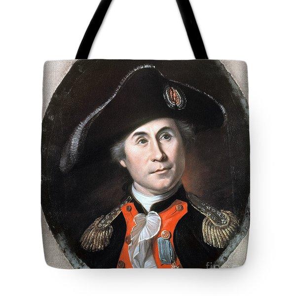 John Paul Jones Tote Bag by Granger
