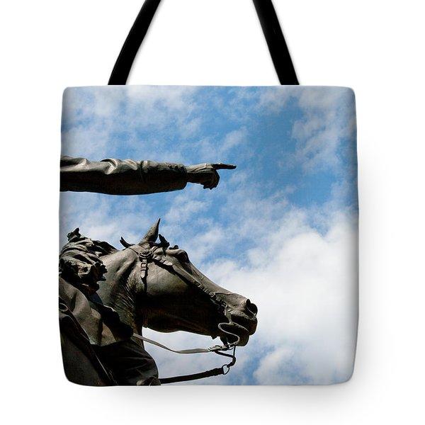 John Reynolds - Gettysburg General Tote Bag