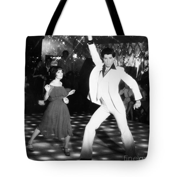 John Travolta (1954- ) Tote Bag by Granger