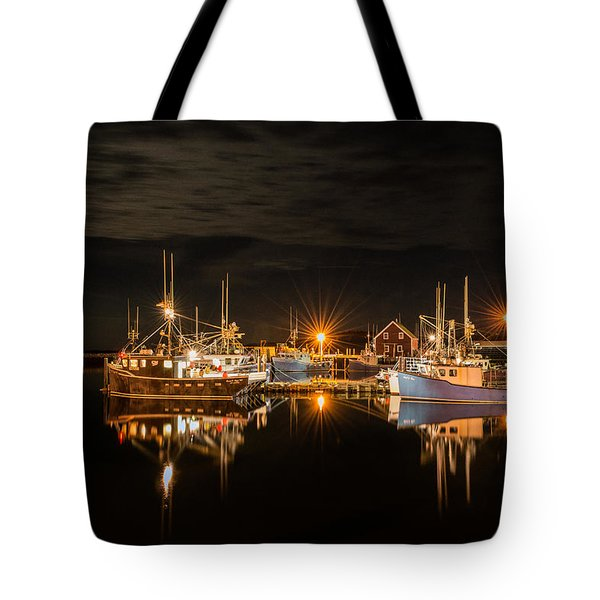 John's Cove Reflections - Revisited Tote Bag