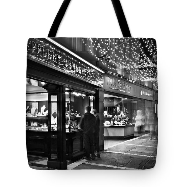 Johnson's Court / Dublin Tote Bag