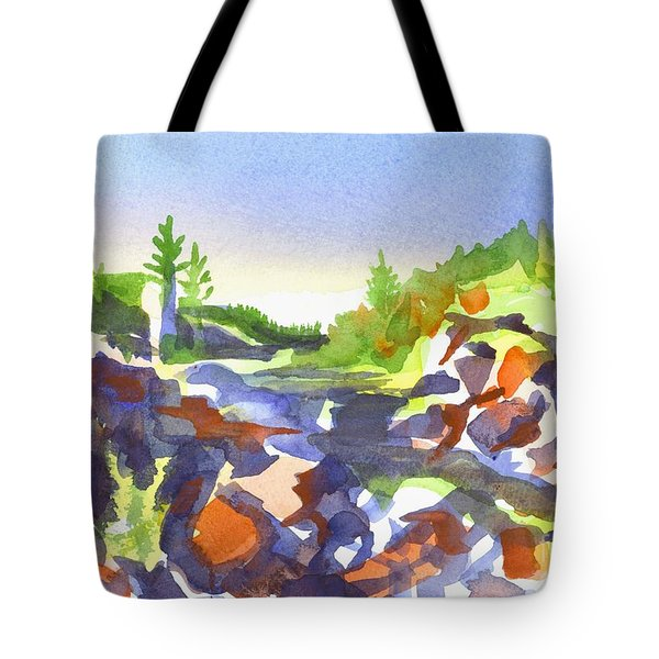 Johnsons Shut Ins Tote Bag