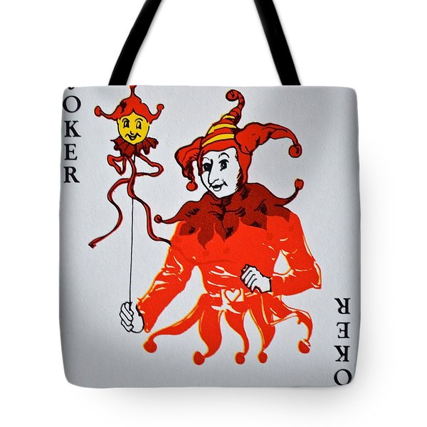 Jokers Wild Tote Bag