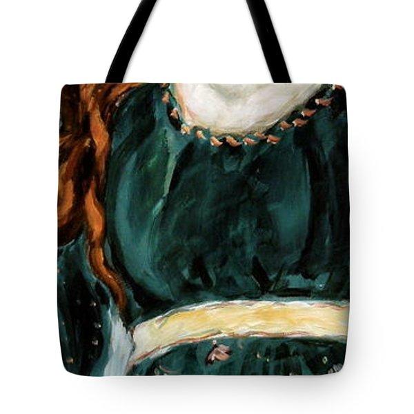 Jolene Tote Bag by Carrie Joy Byrnes