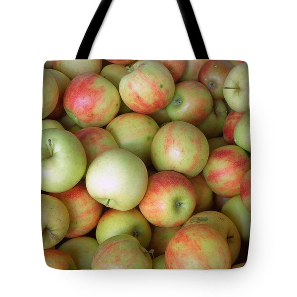 Jonagold Apples Tote Bag by Joseph Skompski