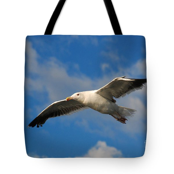 Jonathan Livingston Tote Bag