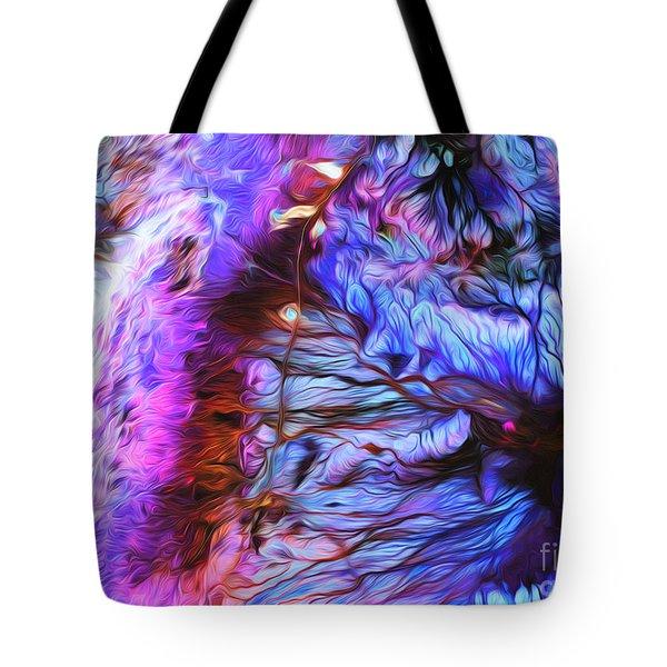 Jordan Tote Bag by Art Gallery Earth