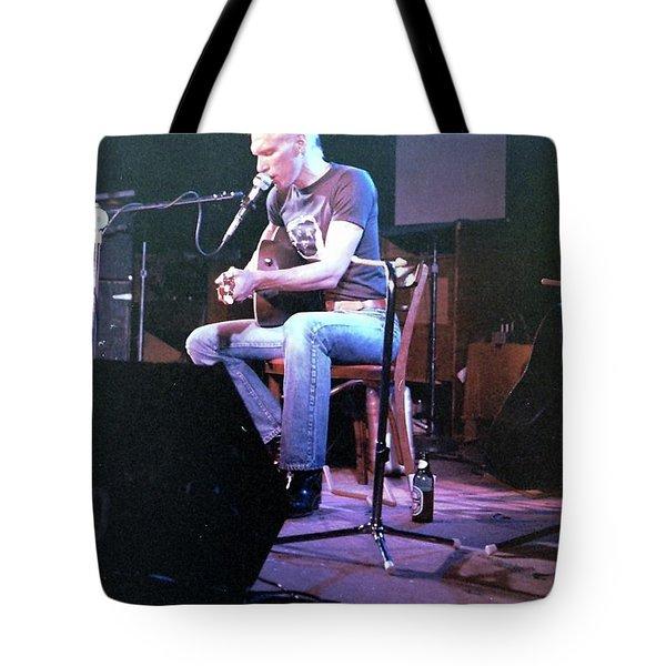 Tote Bag featuring the photograph Jorma Kaukonen - Jefferson Airplane by Susan Carella