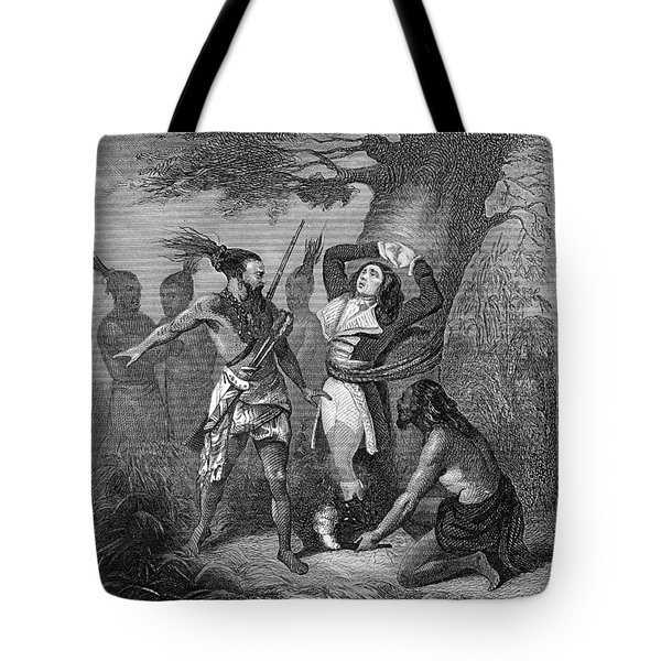 Joseph Brant (1742-1807) Tote Bag by Granger