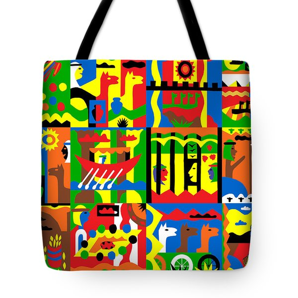 Joseph In Egypt Tote Bag