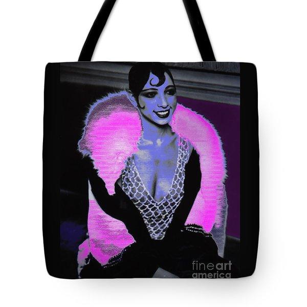 Josephine Baker The Original Flapper Tote Bag