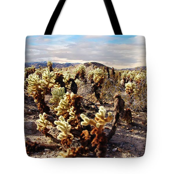Joshua Tree National Park 3 Tote Bag