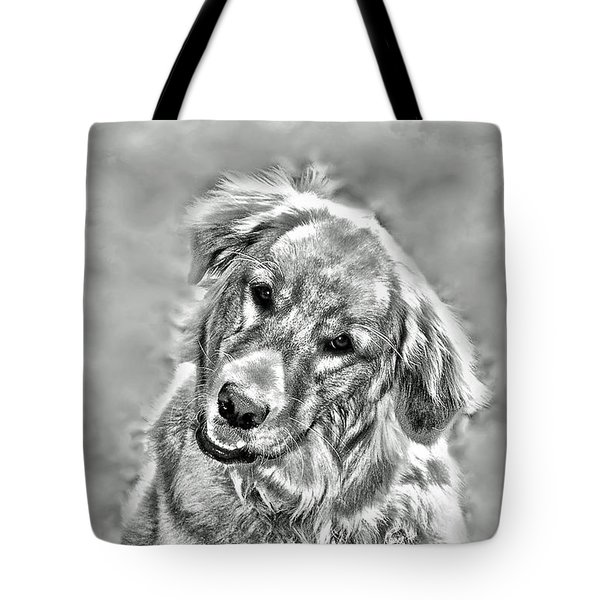 Tote Bag featuring the photograph Josie by Kenny Francis