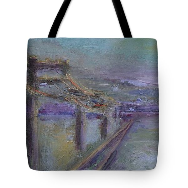 Journey Tote Bag by Mary Wolf