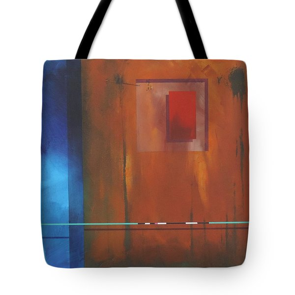 Journey No. 2 Tote Bag