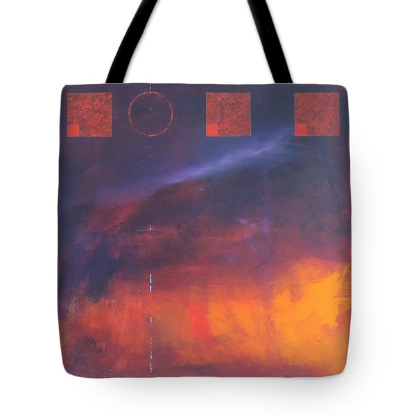 Journey No. 4 Tote Bag