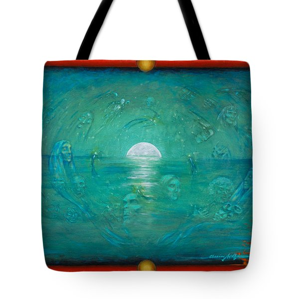 Journey Of The Soul Tote Bag