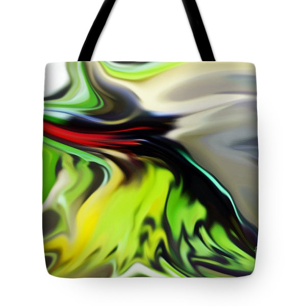 Tote Bag featuring the photograph Journey by Patricia Griffin Brett