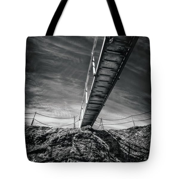 Journey To The Centre Of The Earth Tote Bag