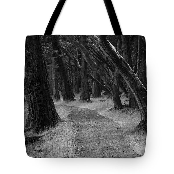 Tote Bag featuring the photograph Journey by Windy Corduroy
