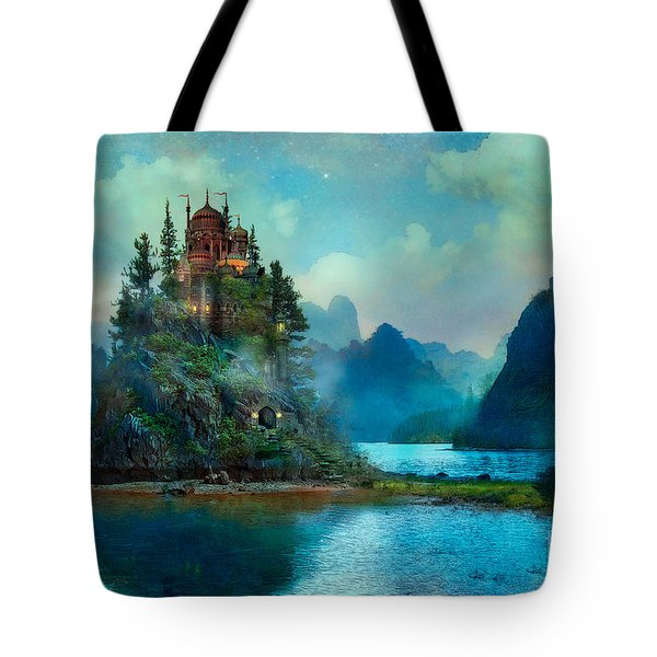 Journeys End Tote Bag