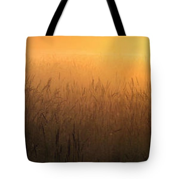 Tote Bag featuring the photograph Joy In The Morning by I\'ina Van Lawick